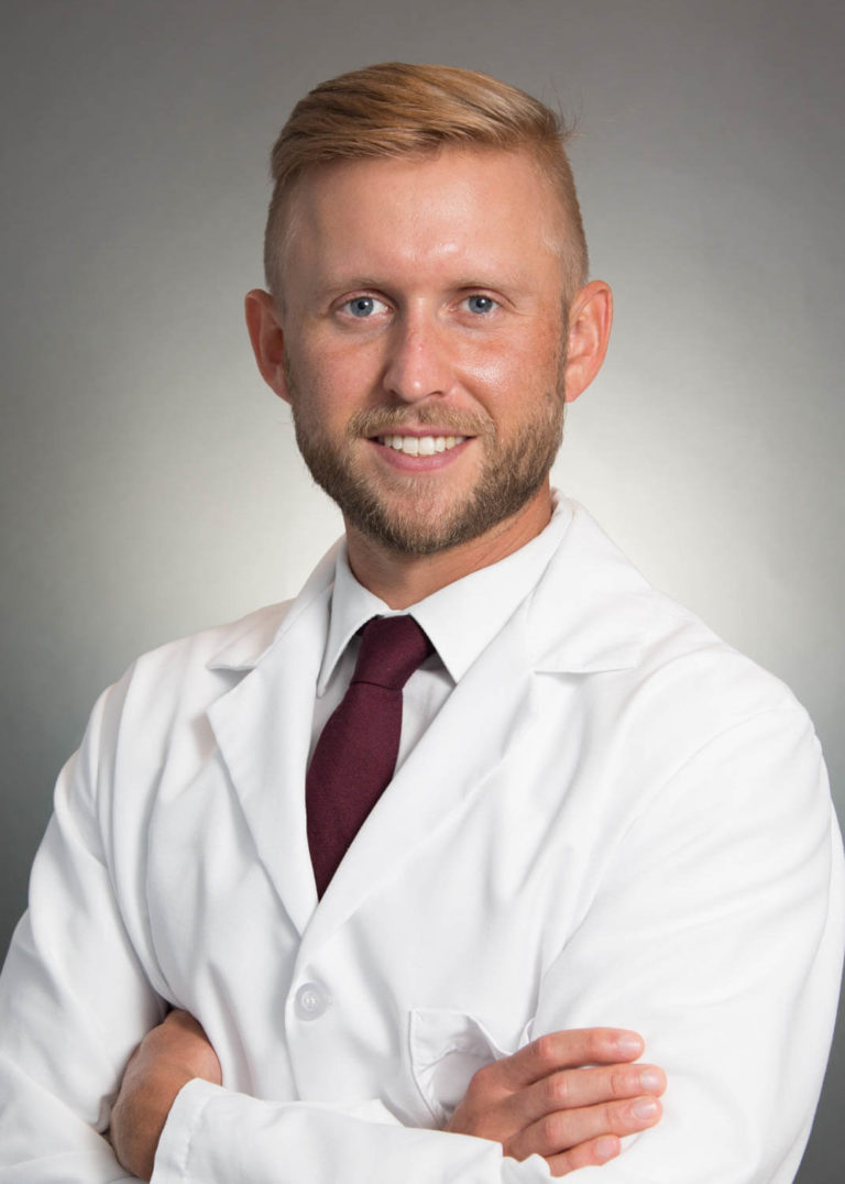 Headshot of Dr. Patrick Kuhns, DDS
